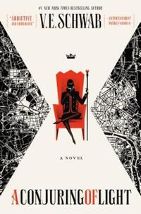 A Conjuring of Light av V E Schwab (Innbundet)