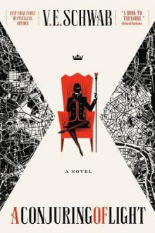 A Conjuring of Light av V E Schwab (Heftet)