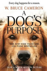 Omslag - A dog's purpose