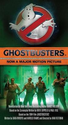 Ghostbusters av Nancy Holder (Heftet)