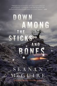 Down Among the Sticks and Bones av Seanan McGuire (Innbundet)