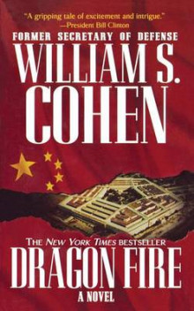 Dragon Fire av William S Cohen (Heftet)