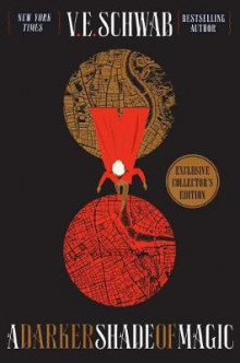 A Darker Shade of Magic Collector's Edition av V E Schwab (Innbundet)