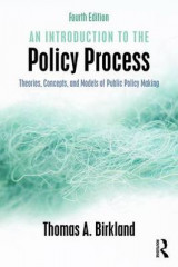 Omslag - An Introduction to the Policy Process
