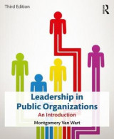 Omslag - Leadership in Public Organizations