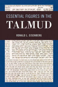 Essential Figures in the Talmud av Ronald L. Eisenberg (Innbundet)
