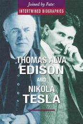 Thomas Alva Edison and Nikola Tesla av Samantha Green (Innbundet)