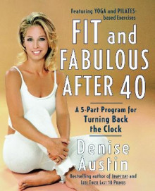 Fit and Fabulous After 40 av Denise Austin (Heftet)