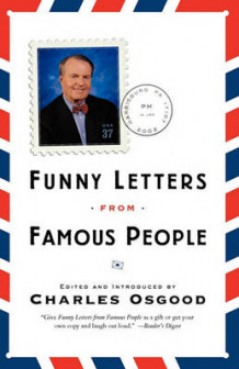 Funny Letters from Famous People av Charles Osgood (Heftet)