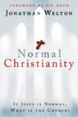 Omslag - Normal Christianity
