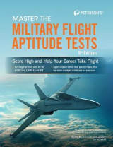 Omslag - Master the Military Flight Aptitude Tests