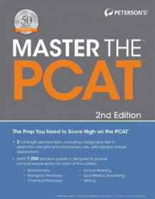 Master the PCAT av Peterson's (Heftet)