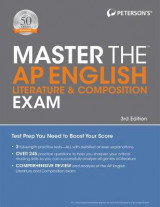 Omslag - Master the AP English Literature & Composition Exam