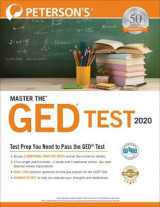 Omslag - Master the GED Test 2020