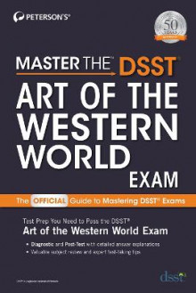 Master the DSST Art of the Western World Exam av Peterson's (Heftet)