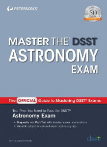 Master the DSST Astronomy Exam av Peterson's (Heftet)