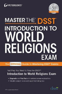 Master the DSST Introduction to World Religions Exam av Peterson's (Heftet)