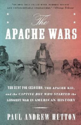 Omslag - The Apache Wars