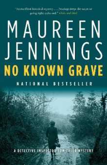 No Known Grave av Maureen Jennings (Heftet)