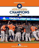 Omslag - 2017 World Series Champions - American League