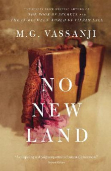 No New Land av M.G. Vassanji (Heftet)