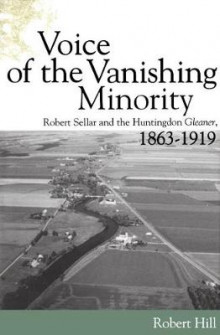Voice of the Vanishing Minority av Robert Hill (Innbundet)