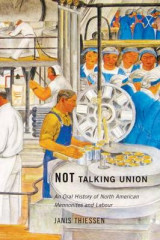 Omslag - Not Talking Union