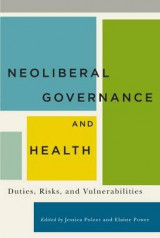 Omslag - Neoliberal Governance and Health