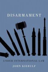 Omslag - Disarmament Under International Law