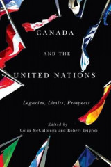 Omslag - Canada and the United Nations