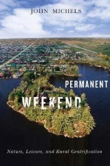 Omslag - Permanent Weekend