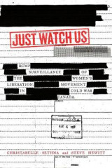 Omslag - Just Watch Us