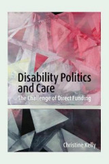 Omslag - Disability Politics and Care