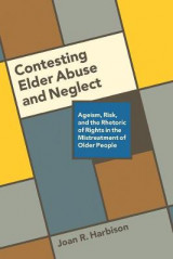 Omslag - Contesting Elder Abuse and Neglect