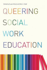 Omslag - Queering Social Work Education