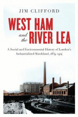 Omslag - West Ham and the River Lea