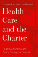Omslag - Health Care and the Charter