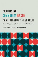 Omslag - Practising Community-Based Participatory Research