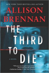 The Third to Die av Allison Brennan (Innbundet)