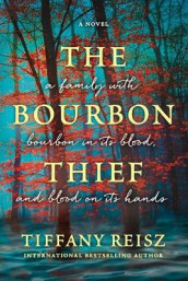 The Bourbon Thief av Tiffany Reisz (Heftet)