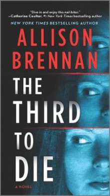 The Third to Die av Allison Brennan (Heftet)