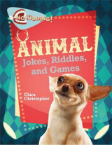 Omslag - Animal Games, Jokes, and Riddles