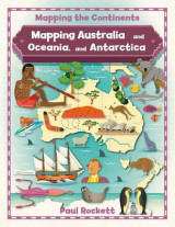 Omslag - Mapping Australia and Oceania, and Antarctica