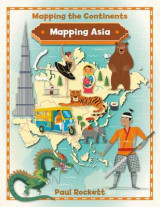 Omslag - Mapping Asia