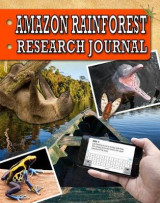 Omslag - Amazon Rainforest Research Journal