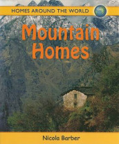 Mountain Homes av Nicola Barber (Heftet)