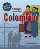 Omslag - A Refugee's Journey from Colombia