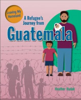 Omslag - A Refugee's Journey from Guatemala