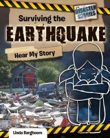 Omslag - Surviving the Earthquake: Hear My Story