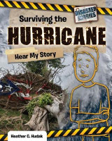 Omslag - Surviving the Hurricane: Hear My Story